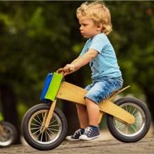 Kodėl verta pirkti balansinį dviratuką?