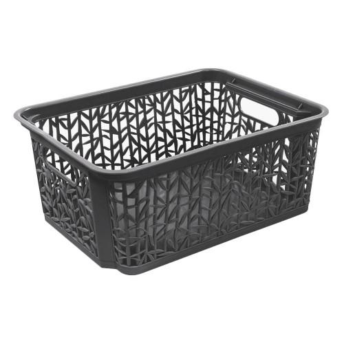 "BRANQ krepšys ""Bamboo"", 39x27 cm. (Brown)"