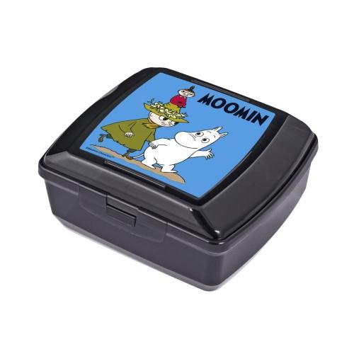 """BRANQ užkandžių dėžutė MOOMIN """"Snufkin"""" 0,85l"""