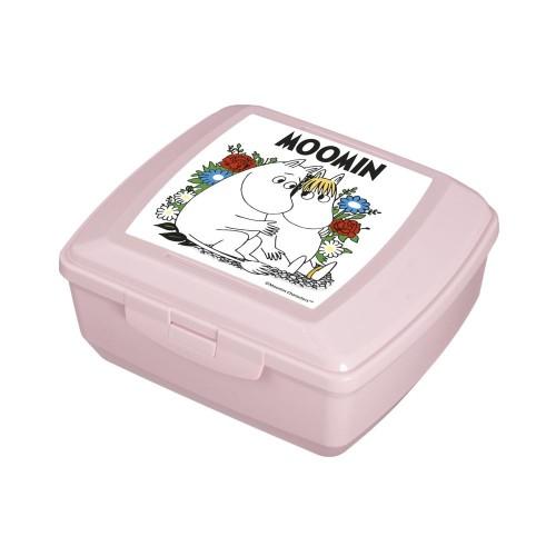 """BRANQ užkandžių dėžutė MOOMIN """"Love"""" 0,85l"""