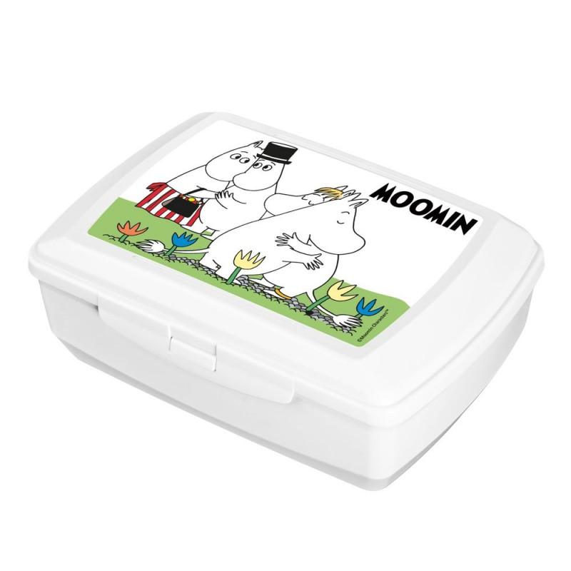 """BRANQ priešpiečių dėžutė MOOMIN """"Friends"""", 1,3l"""