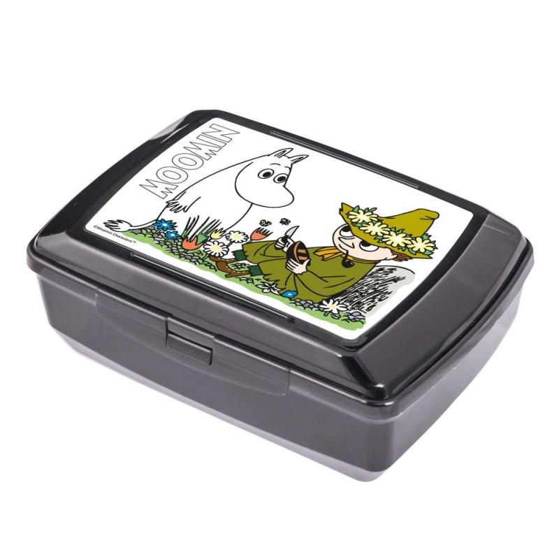 "BRANQ priešpiečių dėžutė MOOMIN ""Snufkin"", 1,3l"