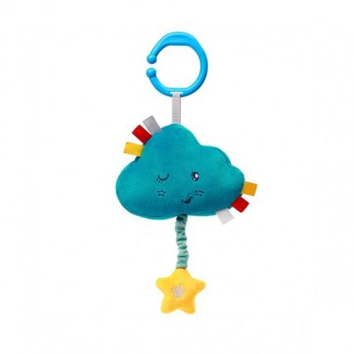 """BABYONO minkštas žaisliukas su muzikėle """"Debesėlis"""""""