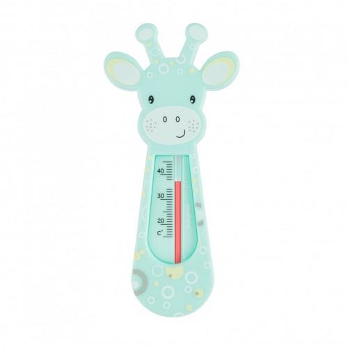 """BABYONO vandens termometras """"Žirafa"""" (mėtinis)"""