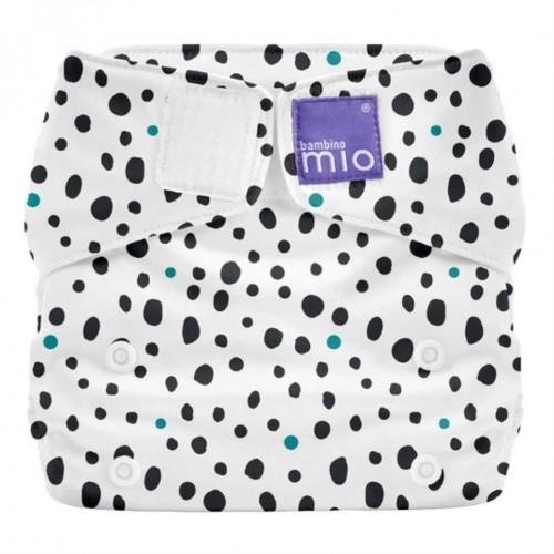 "BAMBINO MIO daugkartinės sauskelnės ALL IN ONE ""Dalmatian Dots"""