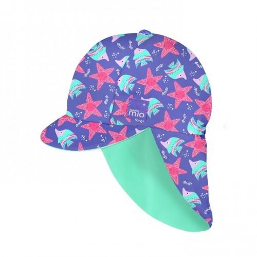 """BAMBINO MIO dvipusė maudymosi kepurė """"Violet"""""""