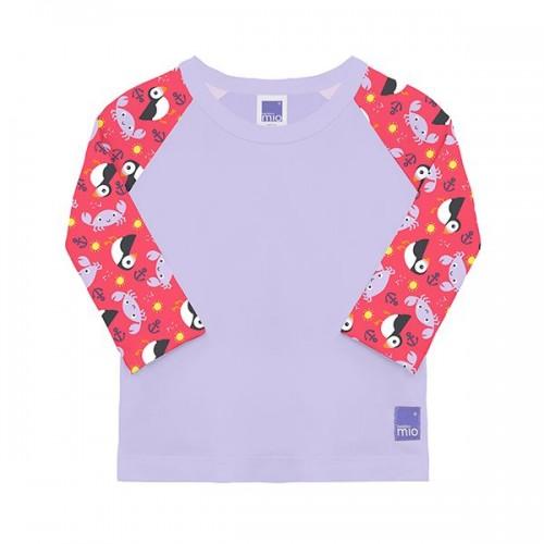 """BAMBINO MIO maudymosi marškinėliai """"Puffin Parade"""""""
