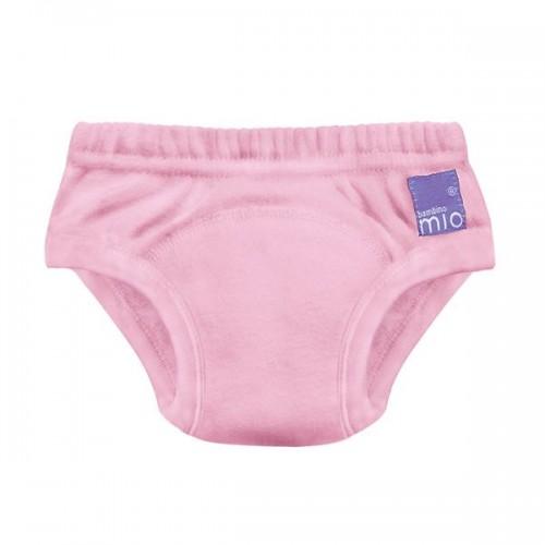 """BAMBINO MIO mokomosios kelnaitės-atprastukės """"Light Pink"""""""