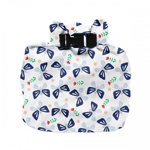 """BAMBINO MIO drėgnų sauskelnių maišelis """"Butterfly Bloom"""""""
