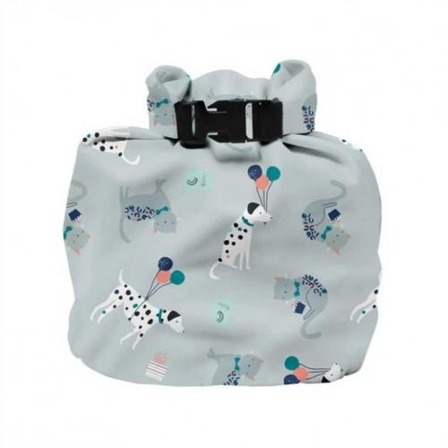 """BAMBINO MIO drėgnų sauskelnių maišelis """"Pet Party"""""""