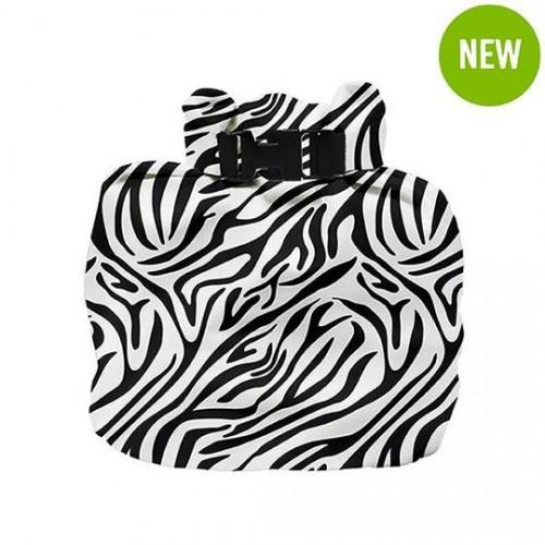 """BAMBINO MIO drėgnų sauskelnių maišelis """"Savanna Stripes"""""""