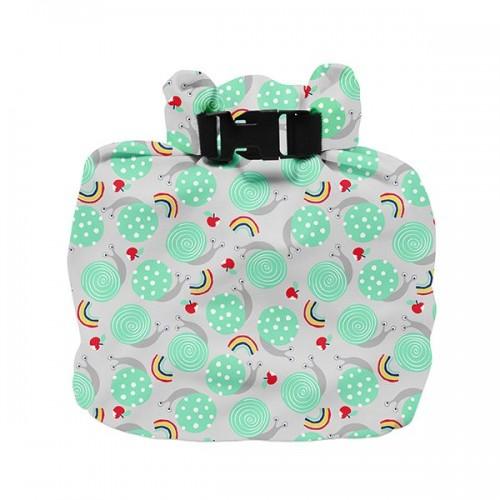 """BAMBINO MIO drėgnų sauskelnių maišelis """"Snail Surprise"""""""