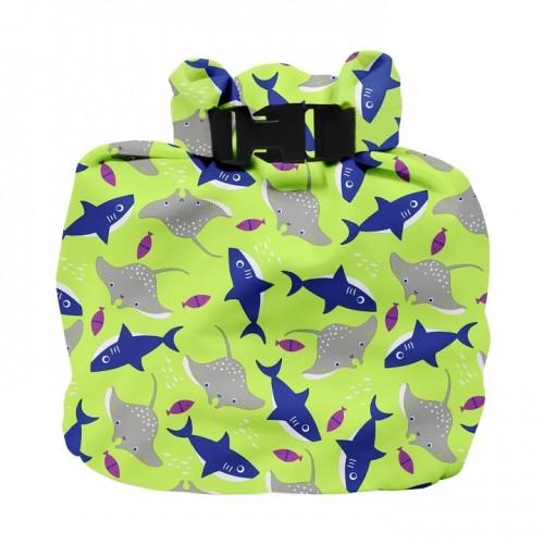 """BAMBINO MIO drėgnų sauskelnių maišelis """"Neon"""""""