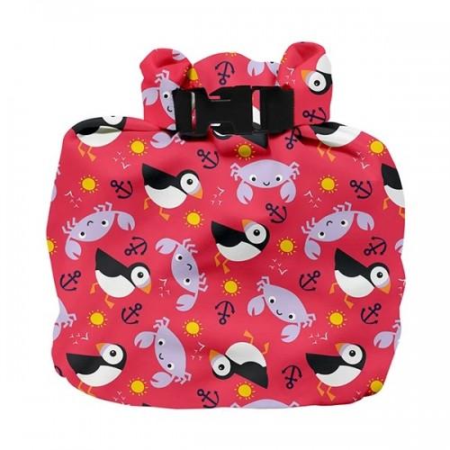 """BAMBINO MIO drėgnų sauskelnių maišelis """"Nice"""""""