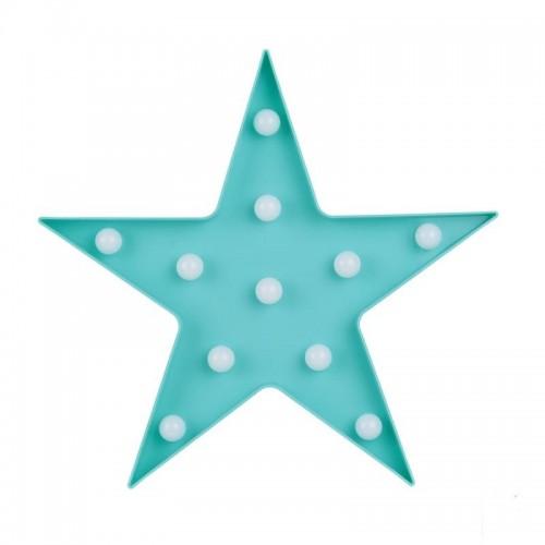"CMP naktinė LED lempa ""Žvaigždutė"" (mėlyna)"