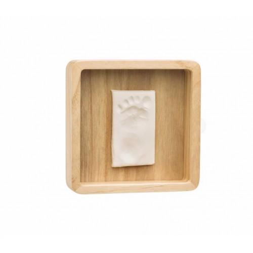"""BABY ART medinis rėmelis su atspaudu """"Magic Box"""""""