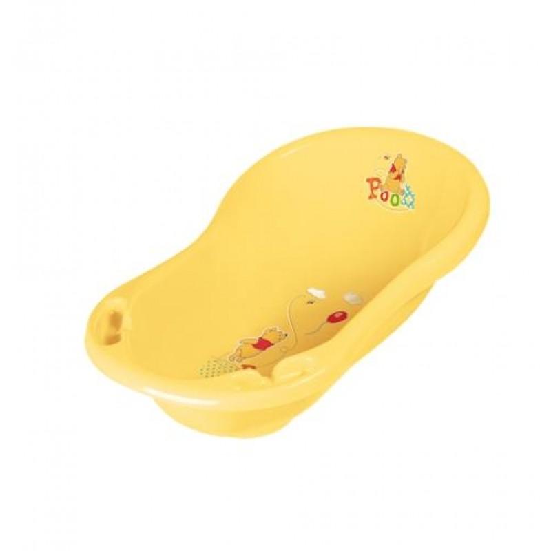 "OKT KIDS 84 cm. vonelė su kamščiu ""Pooh"""