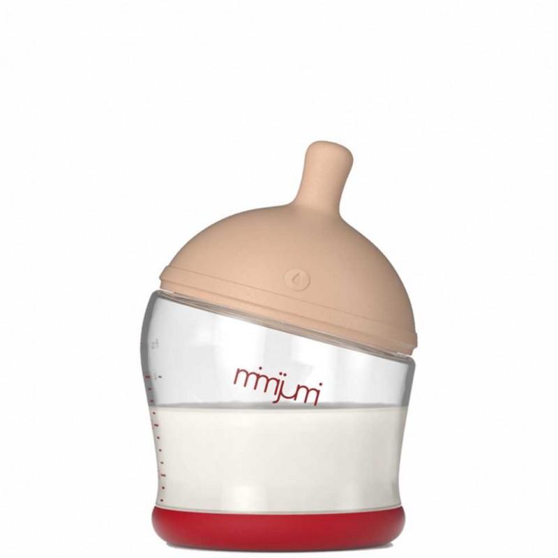 """MIMIJUMI kūdikio buteliukas """"Not So Hungry"""", 120 ml."""
