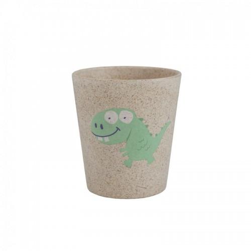 "JACK N' JILL ekologiškas puodelis ""Dino"""