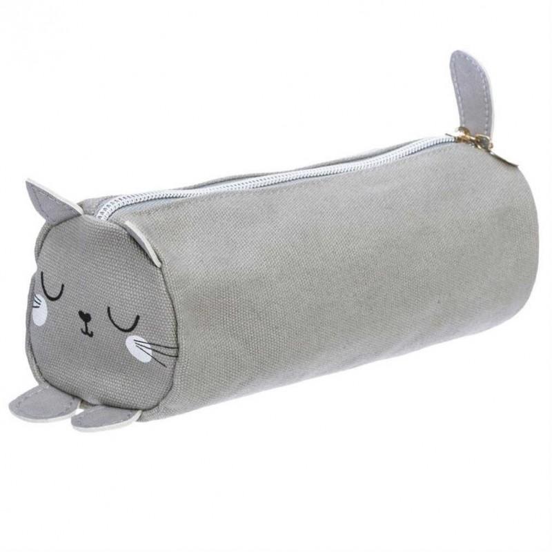 """JJA medžiaginė pieštukinė """"Cat"""""""