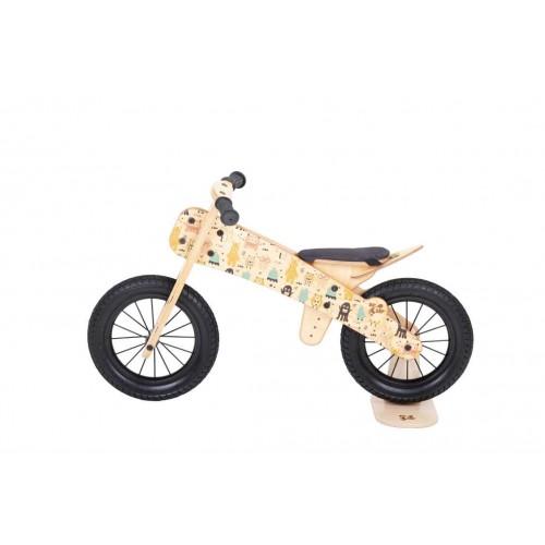 """DIP DAP 3+ m. medinis balansinis dviratukas """"Monsters"""""""