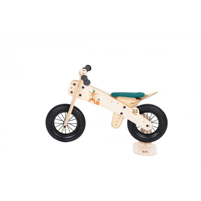 "DIP DAP 2+ m. medinis balansinis dviratukas ""Fox"""
