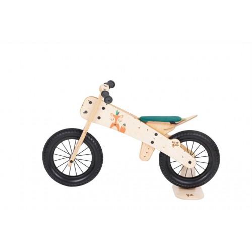 "DIP DAP 3+ m. medinis balansinis dviratukas ""Fox"""