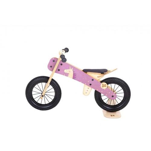 """DIP DAP 3+ m. medinis balansinis dviratukas """"Unicorn"""""""