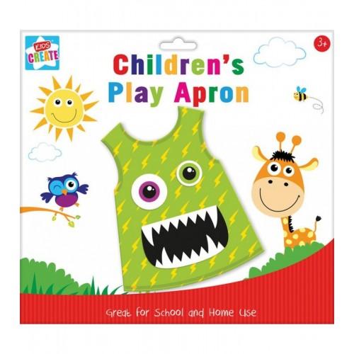 """KIDS CREATE vaikiška prijuostė """"Monster"""""""
