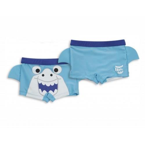 "BABY TOWN 2-5 m. maudymosi kelnaitės berniukams ""Ryklys"""
