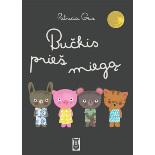 """PATRICIA GEIS """"Bučkis prieš miegą"""""""