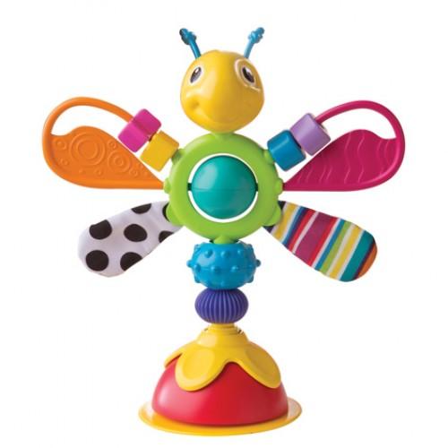 "LAMAZE prilimpantis stalo žaislas ""Freddie the Firefly"""