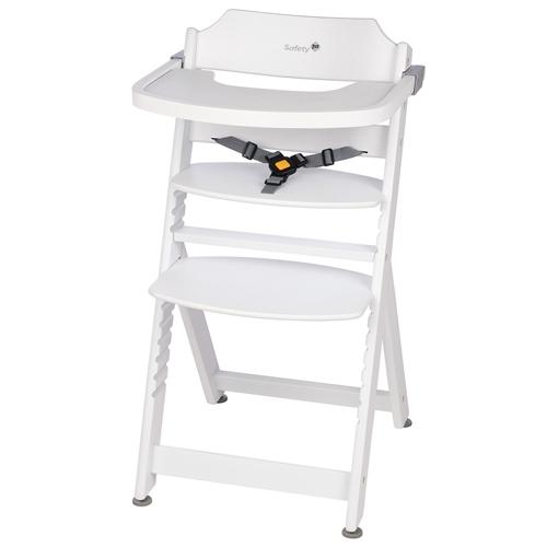 """SAFETY 1st """"Timba"""" medinė maitinimo kėdutė (balta)"""