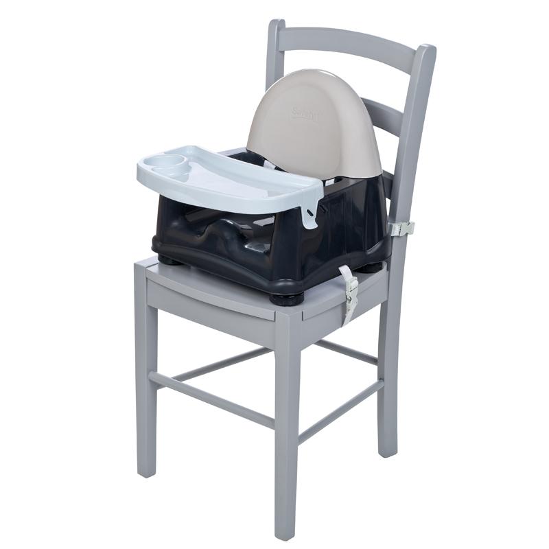 """SAFETY 1ST maitinimo kėdutė su padėklu """"Black"""""""