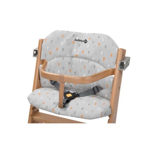 """SAFETY 1st """"Timba"""" maitinimo kėdutės paminkštinimas (pilkas)"""
