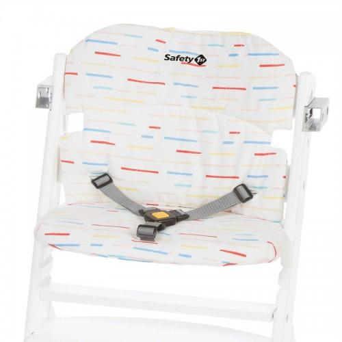 """SAFETY 1st """"Timba"""" maitinimo kėdutės paminkštinimas (baltas)"""
