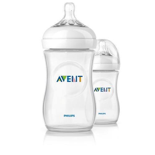 "AVENT 260 ml. ""Natural"" buteliukas 1 vnt."