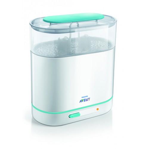 AVENT 3 in 1 elektrinis sterilizatorius