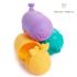 MARCUS&MARCUS trijų žaisliukų rinkinys voniai (Ollie, Willo, Lola)
