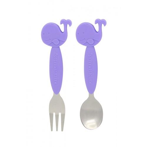 """MARCUS&MARCUS stalo įrankiai šakutė + šaukštas """"Willo"""""""