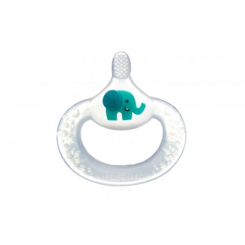 """MARCUS&MARCUS šepetėlis kūdikių dantų dygimui ir valymui """"Ollie"""""""
