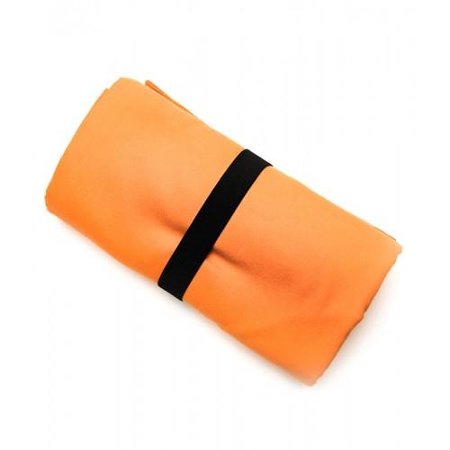 NANO CARE kelioninis rankšluostis (oranžinis)