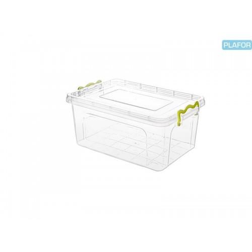 PLAFOR 1,5 l plastikinė dėžė Strong box