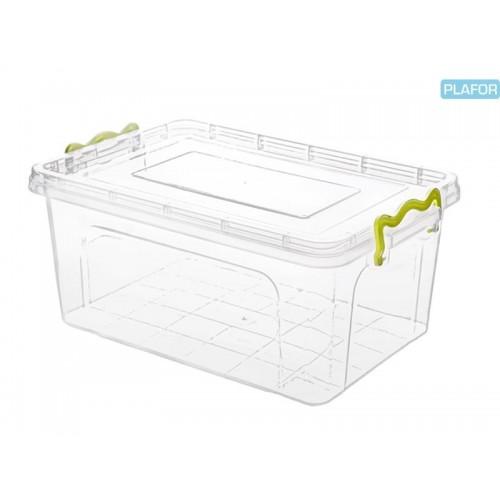 PLAFOR 15,5 l plastikinė dėžė Strong box