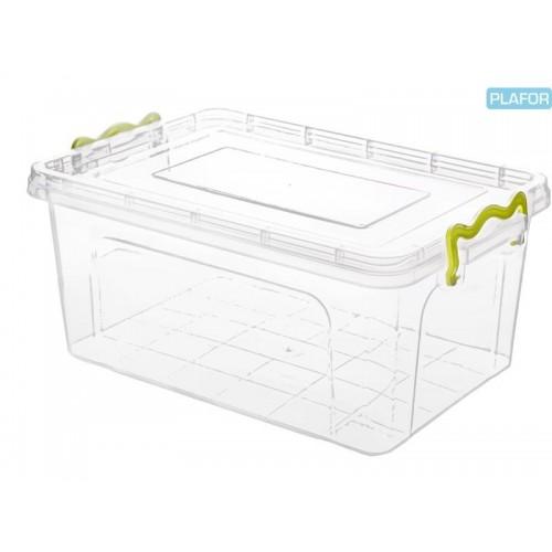 PLAFOR 27 l plastikinė dėžė Strong box