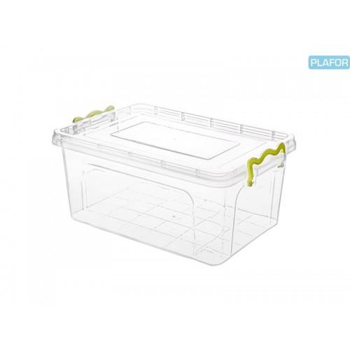 PLAFOR 5 l plastikinė dėžė Strong box