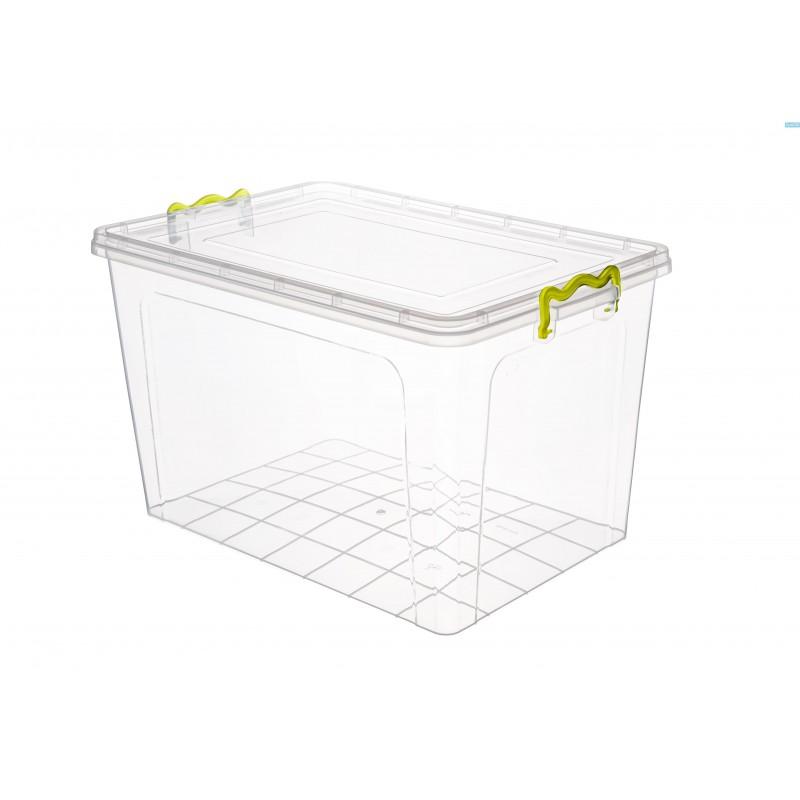 PLAFOR 55 l plastikinė dėžė Strong box