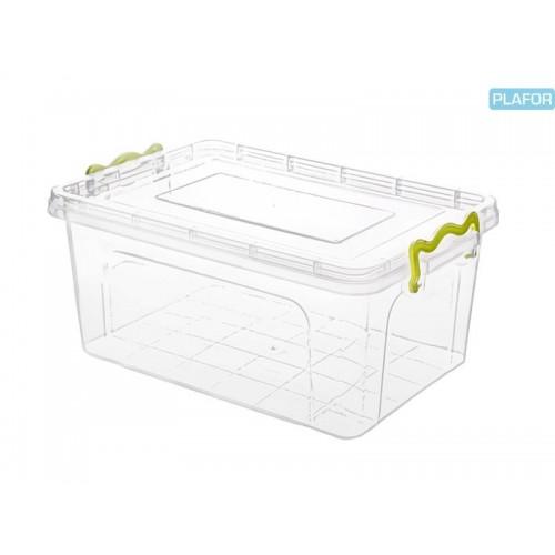 PLAFOR 9,2 l plastikinė dėžė Strong box