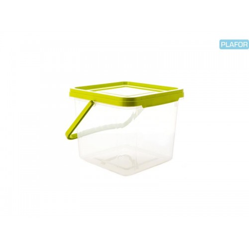 PLAFOR 6,3 l plastikinė dėžė Clean Box