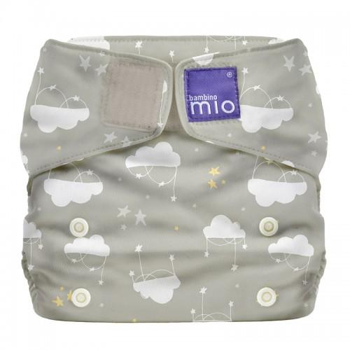 """BAMBINO MIO daugkartinės sauskelnės ALL IN ONE """"Cloud Nine"""""""